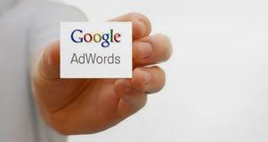 Gestión de campañas de AdWords